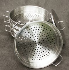 Dumpling Steamer Stainless Steel 6pc Oriental Uzbek Mantovarka ?????????? ????? (30cm) *** Be sure to check out this awesome product.
