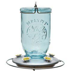 Perky-Pet Mason Jar Hummingbird Feeder Perky-Pet,http://www.amazon.com/dp/B00AQ4CNUK/ref=cm_sw_r_pi_dp_qbpntb0CQGBN4PZ5