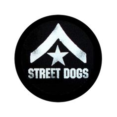 """1"""" Street Dogs Army Button - BANDS Street Dogs, Bands, Army, Punk, Entertainment, Button, Music, Gi Joe, Musica"""