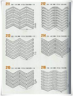 Wzory-grafika: Fala