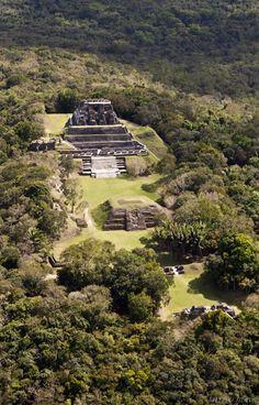 """Maiden of the Rock"" - the Xunantunich Maya Ruins in Belize http://www.kaanabelize.com/blog/index.php/2014/01/09/maiden-of-the-rock-xunantunich-maya-ruins/ #adventure #travel"