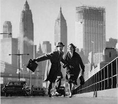 New York, New York, East River Drive, Norman Parkinson