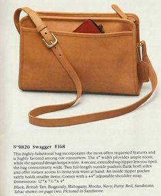 8639bc5e7ce6 Vintage Coach swagger. MadamMorgan · boutique