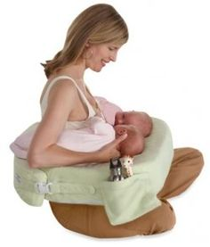My Brest Friend Twins Plus Nursing Pillow - a must-have helper to tandem nurse twins! Get yours today at Wish Baby Registry!