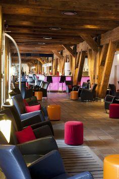Posted on Cityloque ADMIRAL HOTEL Rustic confort in Copenhagen. No black and white minimal Nordic design. @theslowpaceblog