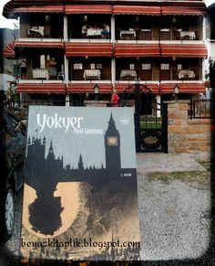 """""""Yokyer - Neil Gaiman"""" Beyaz Kitaplık'ta  http://beyazkitaplik.blogspot.com/2013/08/yokyer-neil-gaiman.html"""