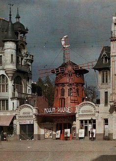 Moulin Rouge in 1914