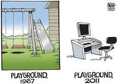 Playground evolution
