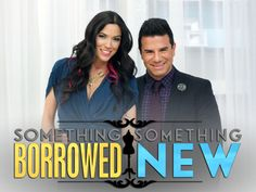 Something Borrowed, Something New. A completely awesome wedding show. The chick takes a family heirloom dress and fixes it up, the guy gets a new dress and the bride has to pick. @Megan Morrissey we should watch this one together sometime.