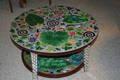 Art Tile Table | Flickr - Photo Sharing!