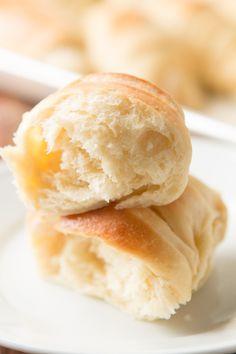 Our famous potato rolls recipe