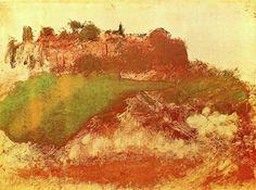 Edgar Degas-Monotype (by BoFransson)