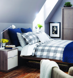 Chambre coucher on pinterest catalog bed frames and ikea for Ikea housses de couette