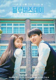 .. Web Drama, Drama Film, Drama Movies, New Fantasy, Fantasy Romance, Drama Korea, Korean Drama, Kdrama, Seong
