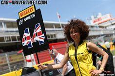 Fotos: Chicas GP de España F1 2015 | CarandDriverTheF1.com