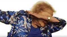 Does Betty White dab better than Cam Newton? Watch for yourself!