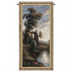 Ancient Ruins II Wall Tapestry Was: $149.00           Now: $75.00
