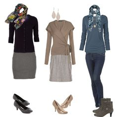 """""""Soft Classic ideas"""" by jenmariecolor on Polyvore"""