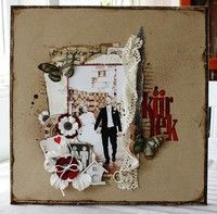 A Project by Mettek from our Scrapbooking Gallery originally submitted 06/12/12 at 03:41 PM