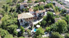 Σκέψεις: Στο χωριό Βράσταμα της ορεινής Χαλκιδικής, ανθεί έ... Places To Visit, Mansions, House Styles, Decor, Decoration, Manor Houses, Villas, Mansion, Decorating
