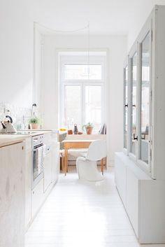 10 Inspiring Small Kitchens