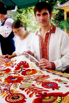 Ukraine, from Iryna with love Polish Embroidery, Contemporary Carpet, Christ Is Risen, Folk Clothing, Ukrainian Art, World Of Color, Folk Costume, My Heritage, Textiles