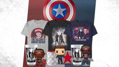 Disney Shows, Disney Plus, Avengers Movies, Marvel Movies, Universe News, Funko Pop Vinyl, Bucky Barnes, Winter Soldier, Marvel Cinematic Universe