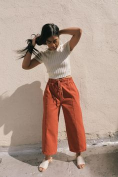 The Conscious Edit: Wardrobe Essentials That Won't Cost The Earth Summer Outfits, Cute Outfits, Trendy Outfits, Hipster Outfits, Beautiful Outfits, Hipster Clothing, Rock Outfits, Emo Outfits, Girl Outfits