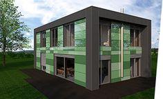 Das Rahmenhaus 2.0 · STAHLHOLZUNDSTEIN Berlin.