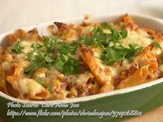 Quick Tuna Macaroni Casserole http://www.panlasangpinoymeatrecipes.com/quick-tuna-macaroni-casserole.htm #TunaMacaroni #TunaCasserole
