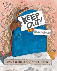 Buy Keep Out! by Sally Grindley at Mighty Ape NZ. A hilarious and interactive twist on a much-loved fairy tale, for fans of the bestselling Shhh! Library Books, New Books, Children's Book Awards, Goldilocks And The Three Bears, Working Drawing, Little Elephant, Mother Goose, Illustrations, My Baby Girl