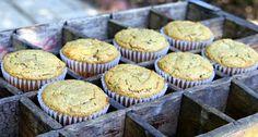 The Urban Poser:: Best Ever Almond Flour Pumpkin Muffins (Grain Free) @Ahna Ziegler - the kids devoured these!!! :)