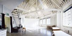 Shoreditch Studios   Natural Light   Photography Studio Inspiration by glenda