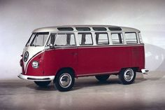 The first generation of the Volkswagen Type 2 with the split windshield, informally called the Microbus, Splitscreen, or Splittie among modern fans, is produced from March 1950 through the end of the 1967 model year.