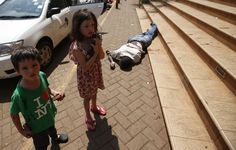 Terrifying Images From A Terrorist Attack At A Mall In Kenya