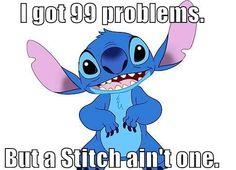 stitch cute memes | 49 stitch no need stitch