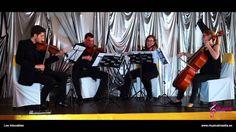 Los Intocables BSO  The Untouchables Theme (Ennio Morricone) Cuarteto de...