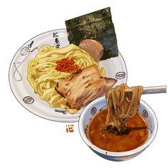 Food Texture, Cute Food Art, Food Sketch, Food Painting, Love Eat, Food Drawing, Food Illustrations, Aesthetic Food, Desert Recipes