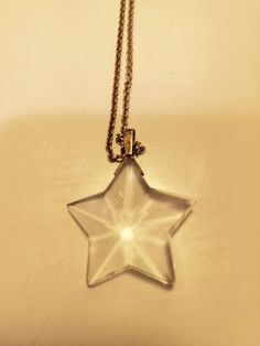 Tiffany & Co. Crystal Star and Sterling Silver Pendant Necklace. Get the lowest price on Tiffany & Co. Crystal Star and Sterling Silver Pendant Necklace and other fabulous designer clothing and accessories! Shop Tradesy now