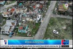 Las Imágenes De Cómo El Huracán Irma Azotó La Isla De San Martín, Barbuda Y Puerto Rico