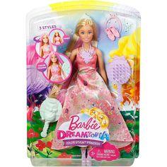 Ken Doll: Barbie Dreamtopia, Fashion & Video Game Hero 2017