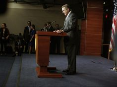 John Boehner resigned from his post as Speaker of the House, bowing to pressure from some members of the Freedom Caucus, a group of more than 30 of the most conservative Republicans.