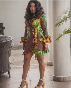 styles african fashion dresses aso ebi styles freeze duku khanga african clothes for African Fashion Designers, African Inspired Fashion, Latest African Fashion Dresses, African Print Dresses, African Dresses For Women, African Print Fashion, Africa Fashion, African Attire, African Wear