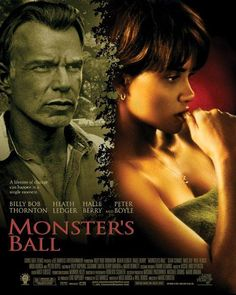 Monster´s Balle (2001) EEUU. Dir: Marc Foster. Drama. Romance. Racismo - DVD CINE 1190-II