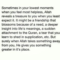 Alhamdulillah for everything I have been blessed with. Hadith Quotes, Muslim Quotes, Religious Quotes, Real Quotes, Words Quotes, Life Quotes, Sayings, Quran Quotes Inspirational, Beautiful Islamic Quotes