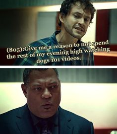 """Luckily when you reboot Hannibal to modern day, you get cell phones. 