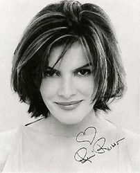 rene russo hair - layered bob.  this is the style I want my hair to grow in to.