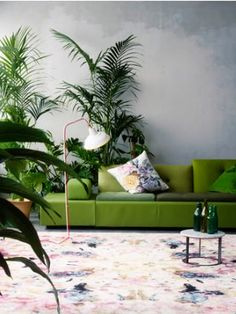 Teatime da Ms. Bunbury: INTERIORS INSPIRATION - JUNGLE FEVER.