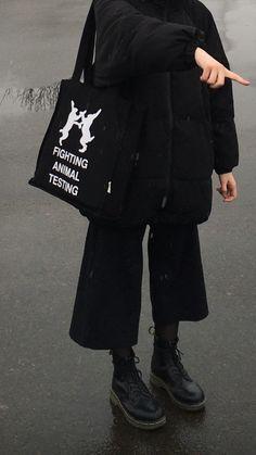 Look Fashion, Korean Fashion, Winter Fashion, 70s Fashion, Fashion Mask, Fashion Today, Japan Fashion, Grunge Fashion, Trendy Fashion