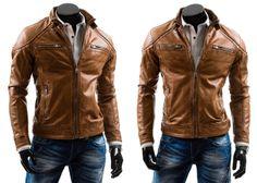 #Men's #Style Men's Leather...